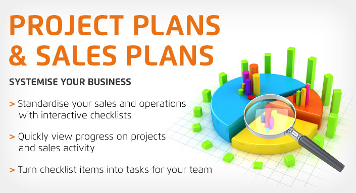 project plans and sales plans cloud time tracking project
